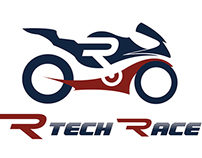 R Tech Race® - Visual Identity/Logo