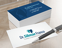 Identidade Visual Consultório Dr. Silmar Franco