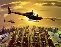 Tecnopolis 2012 // Helicóptero CH-14