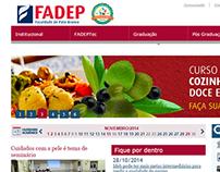 FADEP - Website