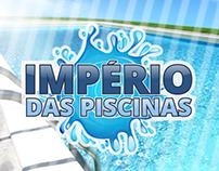 Cartão de visita - Império das Piscinas (2017)