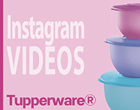 Instagram Videos Tupperware