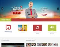Site e Blog DEPUTADO DIRCEU DRECH