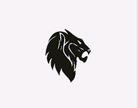 Dark Lion - LOGO