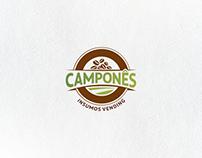 Camponês | Identidade Visual