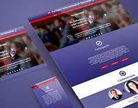 Web Coloquio Internacional de Educación