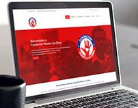 Diseño Sitio Web Fundación Manos a la Obra