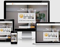 Landing - Pago Interactivo - Soluciones de pagos