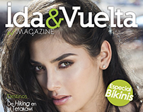 Diseño editorial revista Ida&Vuelta