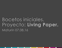 WIP - Living Paper