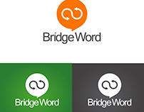 Propuesta de logo Bridge Word