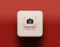 Logo - Fernando Girotto Fotografia e Vídeo
