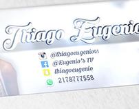 Banner p/ Canal YT - Thiago Eugenio