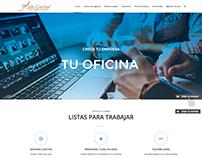 JobCenter - Diseño web - wordpress