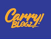 Identidade Visual / Carry Blogz