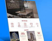 Horizonte Construtora - Website