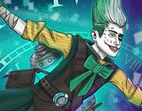 Character Joker + Ekko