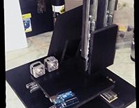 Projeto Mini CNC com Arduino.