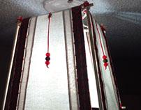 Pantallas para techo