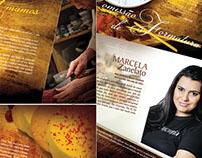 Convite de Formatura - Gastronomia Novo Milênio 2011/2