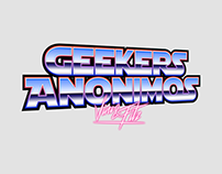 Banner Youtube Geekers Anônimos