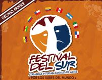 Festival del Sur (Jornadas internacionales de arte)
