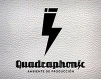 Identidad de Marca / QUADRAPHONIC Amb. de Producción