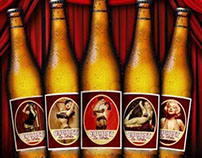 Cabaret Label Beer