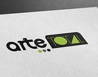 Arte Total // Logo Design