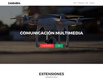 Candabra - Sitio de servicios audivisuales