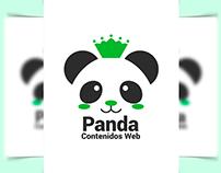 Panda Contenidos Web - LOGO