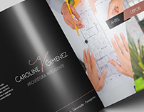 Portfólio - Caroline Gimenez