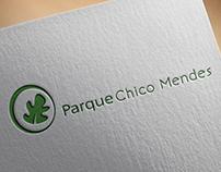 Logo Parque Chico Mendes