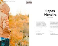 Pioneira Capas - Catálogo Digital