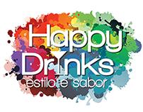 Logo - Happy Drinks
