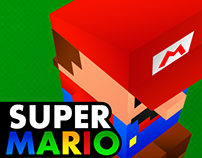 Geometric Mario.