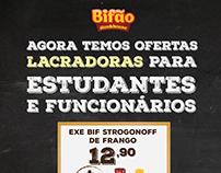 Flyer - Bifão Steakhouse