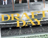 "Poster ""Draft Day"""