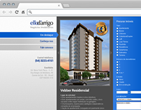 Ello D'Arrigo - Website redesign