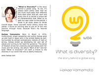 Capa do Livro What is Diversity?