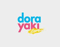 Dorayaki Store [Identidade Visual]
