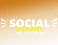 Social Media   Food & Beverage (Gomomania)