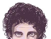 Ilustración/ Gustavo Cerati
