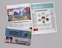 Sector DF - El periódico de la secu Publicación mensual