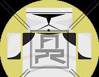 Diseño de avatares.