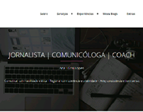 Website Ana Lúcia Lopes
