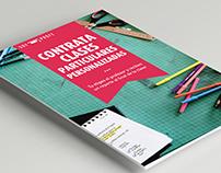 Diseño web+marca Soy Profe