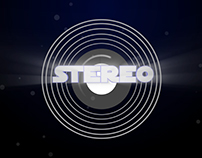 Stereo tv show intro