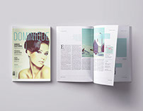 GD / Dominique Magazine