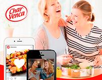 Charvenca - Social Media